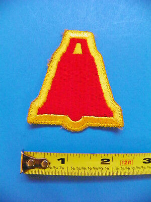 Wwii U.s. Original Army 19Th Corps (Old Style) Patch-No Glow