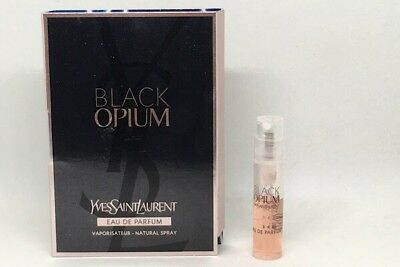 Perfume Sample *Black Opium* Yves Saint Laurent 1,2 Ml Edp !!!!!