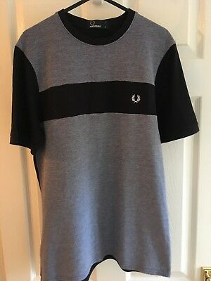 Boys Fred Perry T Shirt Xl Boys