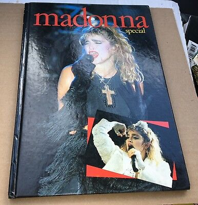 Madonna Special John Kercher Grandreams Annual 1986 UK Only Invention 2004 Tour
