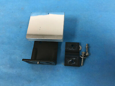 "Perkin-Elmer Lab Spectrophotometer Reflective Mirror 2.5"" x 2"" Surface"