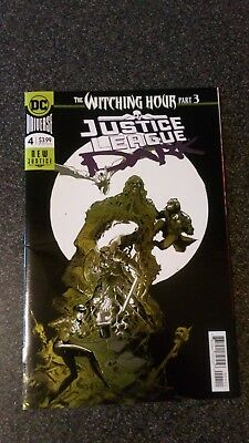 Justice League Dark #4 (2018) Witching Hour part 3