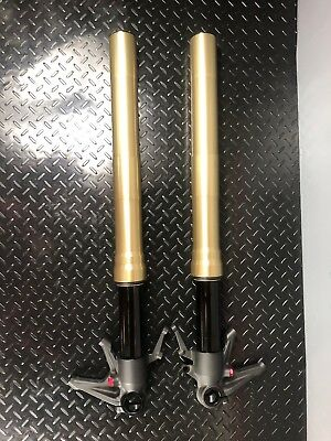 Ducati Panigale 1199 1299 Marzocchi Front Forks Fork Suspension