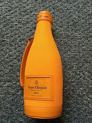 Veuve Clicquot Champagne Cozy Koozie Bottle Cover Insulated Ice Jacket