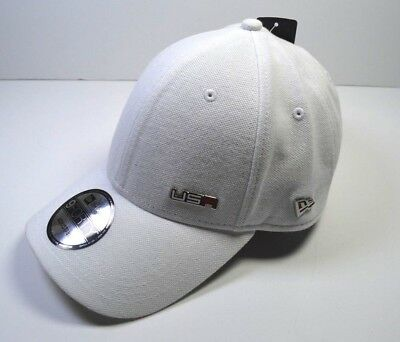 d931c50f9 NEW ERA 9FORTY Captain USA 2018 Ryder Cup White Adjustable Strap Hat Cap