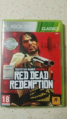 red dead redemption xbox 360 ita