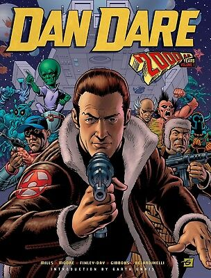 Dan Dare The 2000 AD Years Vol. 1 HB by Pat Mills, Dave Gibbons, Brian Bolland