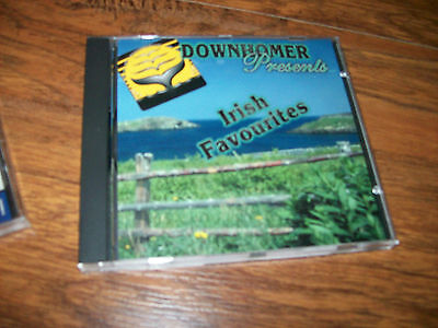 Downhomer Presents Between The Jigs & Reels Instrumental Favourites NEWFOUNDLAND