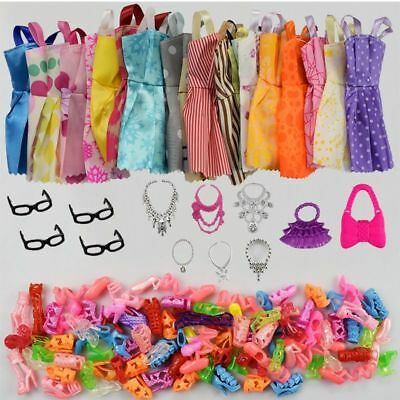 Doll Shoes Dress Accessories Barbie Clothes Underwear Pants Toys Lovely Outfit