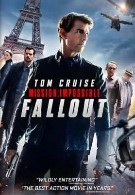 Mission Impossible  Fallout Dvd Tom Cruise