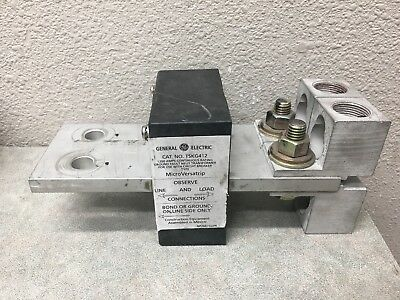 Ge Tskg412 1200 Amp Ground Fault Neutral Transformer (M)
