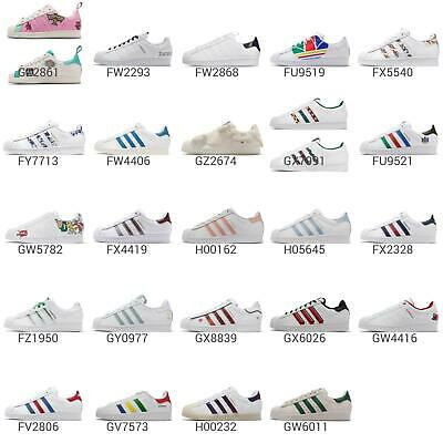 innovative design 1be48 d0417 adidas Originals Superstar Low Classic Men Women Shoes Sneakers Pick 1
