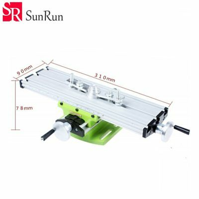 Mini Multifunctional Cross Working Table For Drilling Milling Machine Bench V…