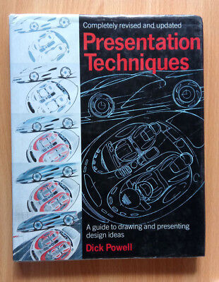 Book by Dick Powell Presentation techniques