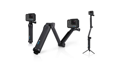 100% Original For GoPro 3-Way Grip Arm Tripod Custom SetupPerfect for any GoPro