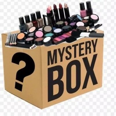 Suprise Beauty Box! Quality makeup and HairCare included! Free Postage!