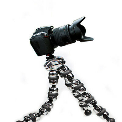 Multifunction Octopus Flexible Tripod Stand Gorillapod Holder For DSLR Camera