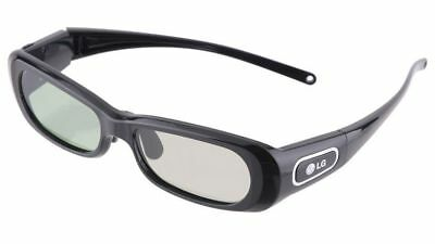 LG 3D Active Shutter Glasses for 3D Plasma TV/ Projector | AG-S250 Free Postage