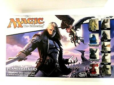 New Magic the Gathering Hasbro Board Game Arena of The Planeswalkers Gaming