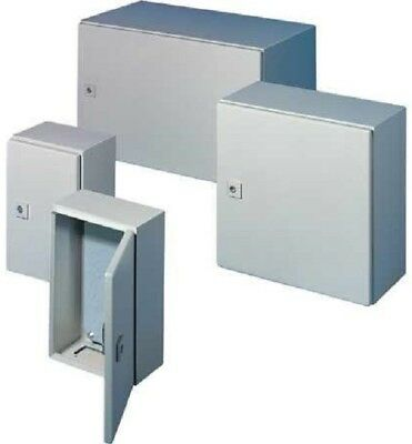 Rittal AE COMPACT ENCLOSURE Stainless Steel, Grey-300x380x155mm Or 300x380x210mm