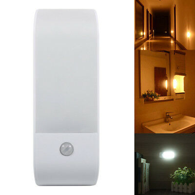 Rechargeable USB 12 LED PIR Sensor Induction Night Light Cabinet Lamp Goodish US