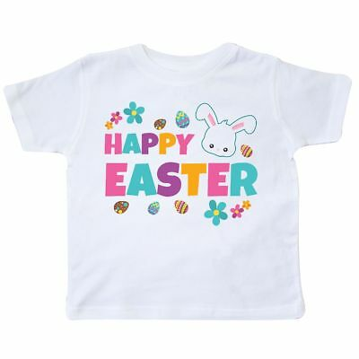 Inktastic Easter Bunny Spring Holiday Childs Women/'s T-Shirt Happy Kids Cute Hws