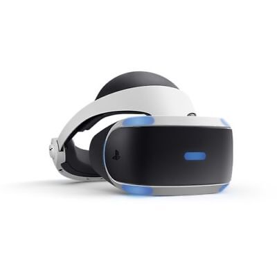 SEHR GUT: PlayStation 4 Virtual Reality Gaming VR Brille Sony ohne Zubehör