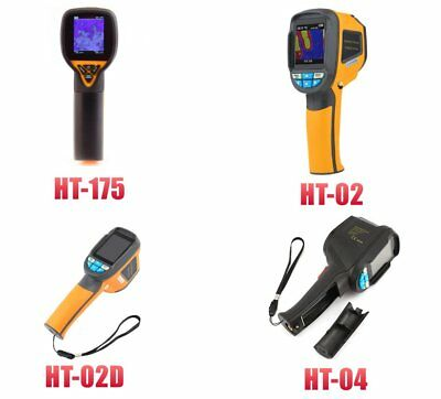 HT-04/175/HT-02/HT-02D Handheld IR Thermal Imaging Camera Thermographic Came