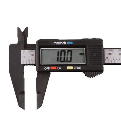150mm/6inch LCD Digital Electronic Vernier Caliper Gauge Micrometer Ruler Tools
