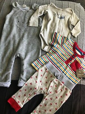 Baby Boys Clothes Mixed Lot Sz 00 Mothercare Target Tu Precious