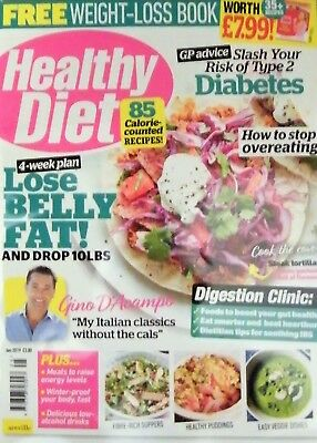 Healthy Diet Magazine January 2019