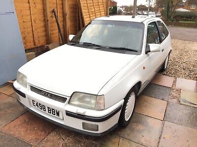 Astra GTE 2.0 8V Beautiful Condition - 35k garaged all its life
