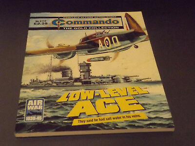 Commando War Comic Number 5112 !,2018 Issue,v Good For Age,last Years Edition.