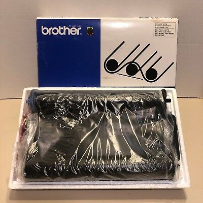 Brother PC-301 Black Thermal Fax Printing Cartridge IntelliFax New Open Box