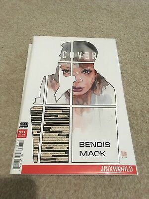 COVER 1- 3 (BENDIS/MACK) Including Variants