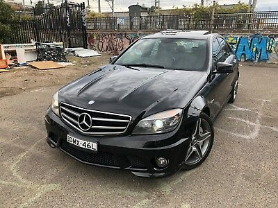 Mercedes-Benz C63 AMG - Low reserve!