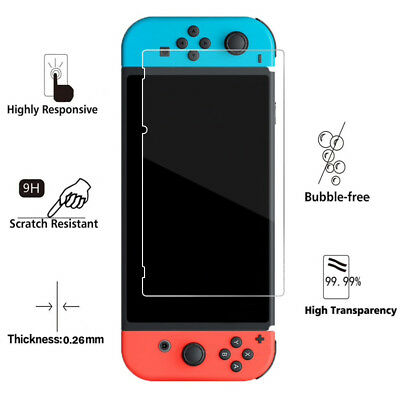 Tempered glass for Nintendo Switch.Screen saver for Nintendo Switch.
