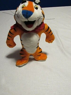 Kellogg's Frosted Flakes Tony The Tiger 1993 Cereal Premium Stuffed Plush Toy