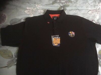 ryder cup 2010 Unused Polo Shirt Medium With Tickets