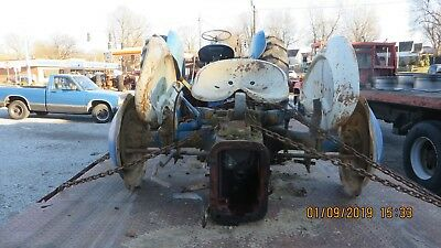 Ford 601,2000,4 Cyl Tractor Differential Assm, Lifttop,Linkage,Fenders, Etc