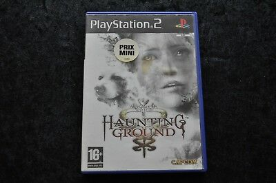 Haunting Ground Playstation 2 PS2