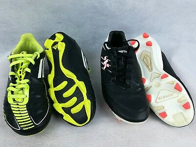 quality design 529ae 52bf1 lot 2 paires de chaussures de foot rugby P22 crampons ADIDAS KIPSTA