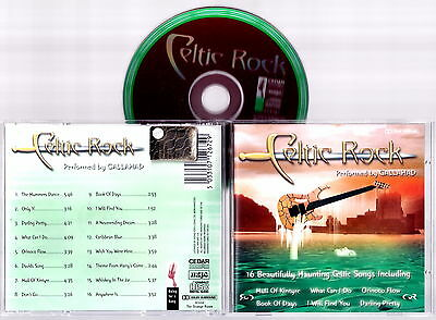 CELTIC ROCK - Autori Vari CD Nuovo