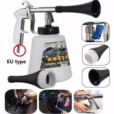 High Pressure Air Pulse Car Cleaning Gun Surface Interior Exterior Tool—GR