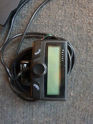 Parrot Vehicle Handsfree complete and fully working user manual included