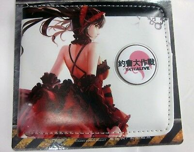 Anime Date a Live Wallet USA SELLER!!! FAST SHIPPING!