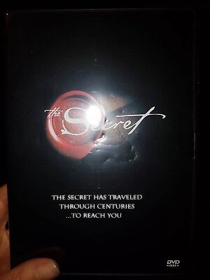 The Secret by Rhonda Byrne DVD - NTSC - Region Free