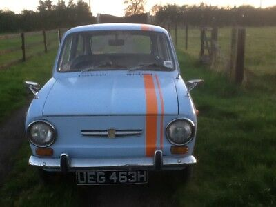 fiat 850,project, classic, spares or repair.