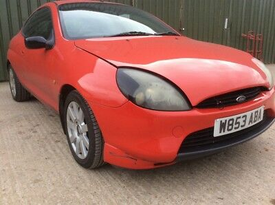 Modified 1.7 Ford Puma