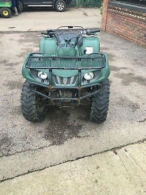 Yamaha grizzly 350 4x4 utility/farm off road quad atv